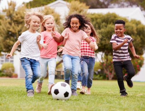 Donnerstag in Bremen – Gröpelingen Sportangebot für Kinder um 16.30 bis 17.15 Uhr